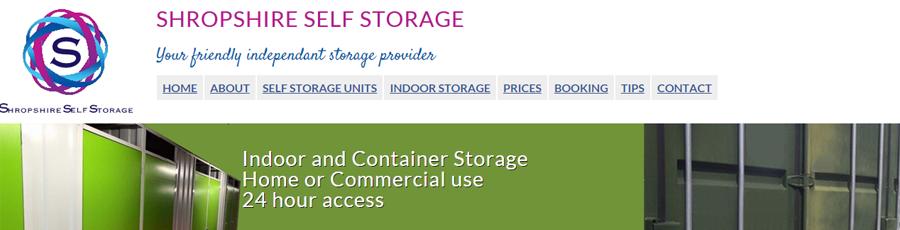 Shropshire Self Storage
